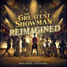 THE GREAT SHOWMAN REIMAGINED CD