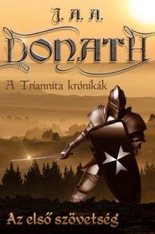 Donath J. A. A. - Az első szövetség [eKönyv: epub, mobi]