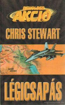 STEWART, CHRIS - Légicsapás [antikvár]