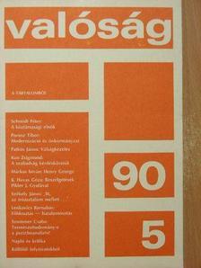 Lenkovics Barnabás - Valóság 1990. május [antikvár]