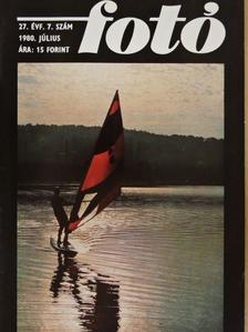 Ábel Péter - Fotó 1980. július [antikvár]