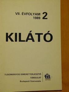 Barabás Zoltán - Kilátó 1989/2. [antikvár]