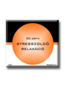 Stresszoldó relaxáció - Hangoskönyv CD