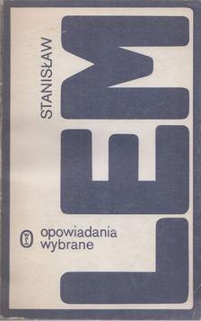 Stanislaw Lem - Opowiadania wybrane [antikvár]