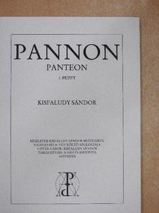 Hamvas Béla - Pannon Panteon [antikvár]