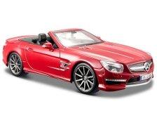 NINCS SZERZŐ - Maisto 1:24 2012 Mercedes Benz SL AMG