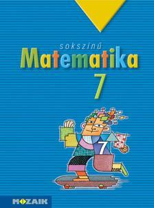 Jakab Tamás, Kosztolányi József, Pintér Klára, Vincze István - MS-2307 Sokszínű matematika tankönyv 7. o.