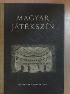 Bajza József - Magyar játékszín [antikvár]