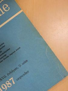 B. Aczél Anna - Pedagógiai Szemle 1987. szeptember [antikvár]