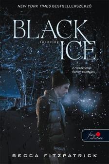 Becca Fitzpatrick - Black Ice - Tükörjég - Puha borítós