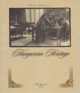 HOPPÁL MIHÁLY - Hungarian Heritage Volume 4. 2003 [antikvár]