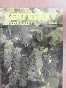 Bogdán Istvánné - Kertészet és Szőlészet 1989. november 2. [antikvár]