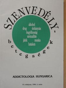 Dr. Buda Béla - Addictologia Hungarica 1996/3 [antikvár]