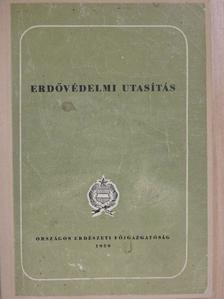 Bencze Lajos - Erdővédelmi utasítás [antikvár]