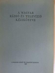 Dr. Cserés Miklós - A magyar rádió és televízió kézikönyve [antikvár]