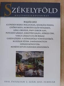 Farkas Wellmann Éva - Székelyföld 2013. február [antikvár]
