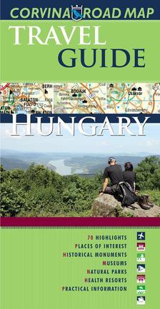 Hungary Travel Guide + Magyarország idegenforgalmi autóstérképe