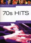 70s HITS. REALLY EASY PIANO. 25 CLASSIC SONGS