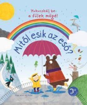 Katie Daynes - Kukucskálj be a fülek mögé: Mitől esik az eső?