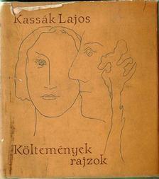 Kassák Lajos - Költemények, rajzok 1952-1958 [antikvár]
