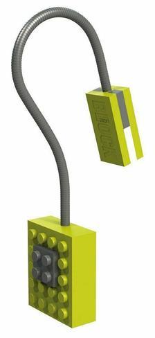 IF - block light - Block olvasólámpa - ZÖLD