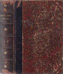 Friedrich Schiller - Schillers Sämtliche Werke in zehn Bänden. I-II. (egyben) [antikvár]