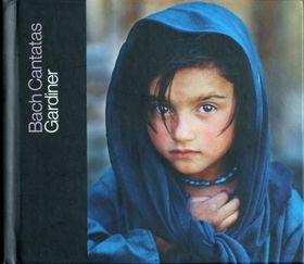 Bach - CANTATAS BWV 2,10,76,21,135 2CD GARDINER, ENGLISH BAROQUE SOLOISTS