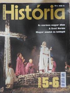 Balogh Margit - História 2000/5-6. [antikvár]