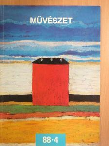 Antal István - Művészet 1988. április [antikvár]