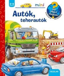 Ursula Weller - Autók, teherautók - Scolar mini
