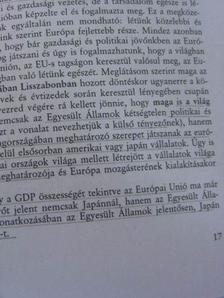 Práger László - Európából a bővülő Európába [antikvár]