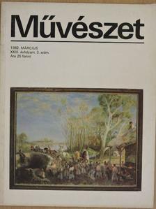 Aradi Nóra - Művészet 1982. március [antikvár]