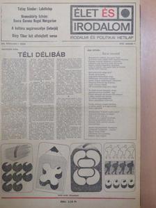 Antal Gábor - Élet és Irodalom 1978. január-december [antikvár]