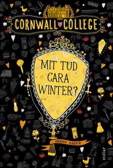 Annika Harper - Mit tud Cara Winter?