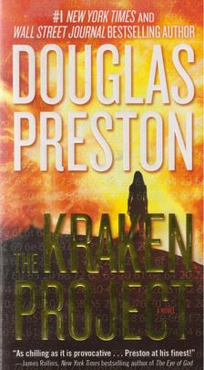 Douglas Preston - The Kraken Project [antikvár]