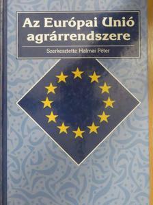 Elekes Andrea - Az Európai Unió agrárrendszere [antikvár]