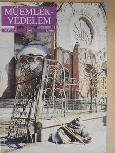 Bazsó Gábor - Műemlékvédelem 2000/4. [antikvár]