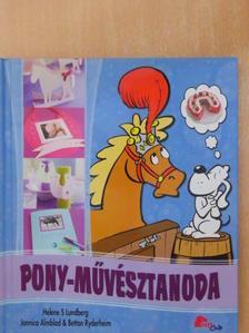 Bettan Ryderheim - Pony-művésztanoda [antikvár]