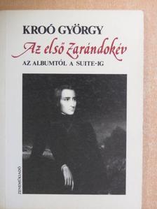 Kroó György - Az első Zarándokév [antikvár]