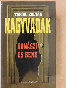 Tábori Zoltán - Nagyvadak [antikvár]