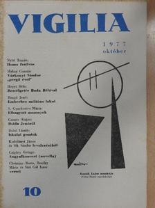 Bangó Jenő - Vigilia 1977. október [antikvár]