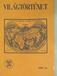 Anderle Ádám - Világtörténet 1988. ősz [antikvár]