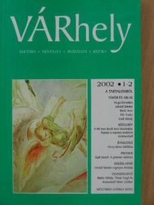 Both Balázs - VÁRhely 2002. tavasz - nyár [antikvár]