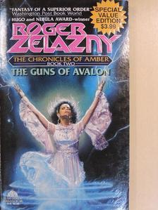 Roger Zelazny - The guns of Avalon [antikvár]