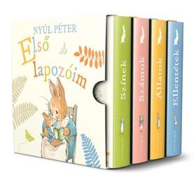 Beatrix Potter (nyomán) - Nyúl Péter - Első lapozóim