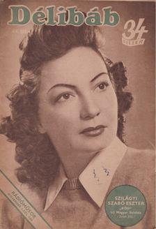 Bibó Lajos - Délibáb 1943. XVII. évf. 44. szám [antikvár]