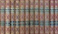 """Balzac - """"12 kötet a Balzac mesterművei sorozatból"""" [antikvár]"""