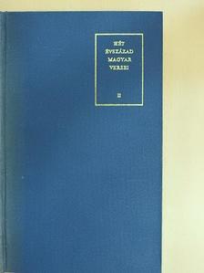 Ábrányi Emil - Hét évszázad magyar versei II. (töredék) [antikvár]