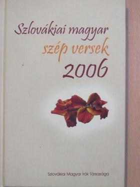 Aich Péter - Szlovákiai magyar szép próza 2006 [antikvár]