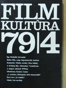 Asperján György - Filmkultúra 1979. július-augusztus [antikvár]